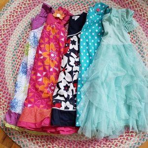 Dresses size 4T
